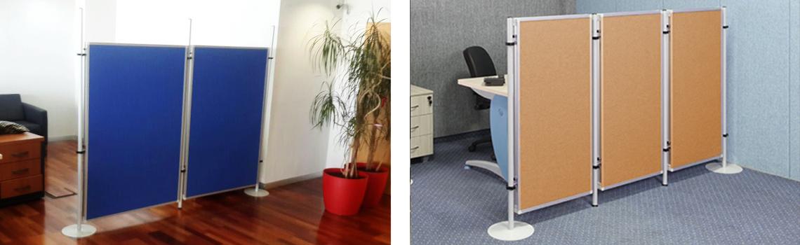 Ofis Akustik Paravan Uygulaması