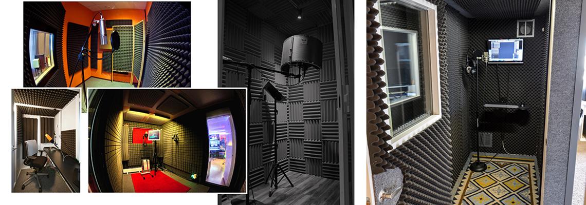 Akustik Sünger Uygulaması