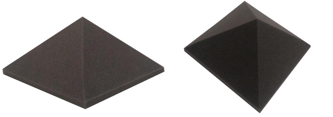 Akustik Piramit Panel